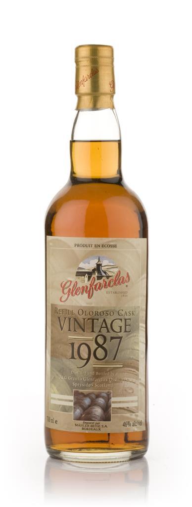 Glenfarclas 1987 Single Oloroso Cask Single Malt Whisky