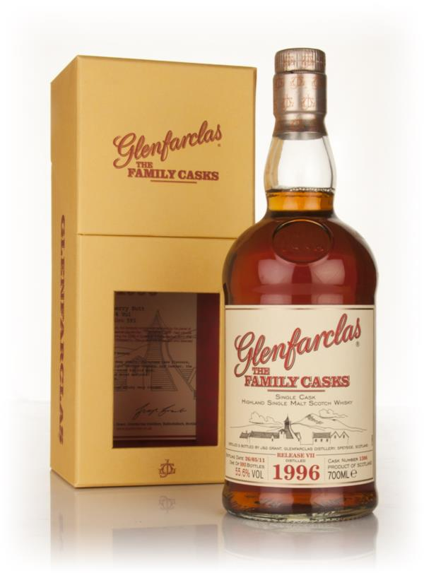 Glenfarclas 1996 Family Cask Release VII Single Malt Whisky