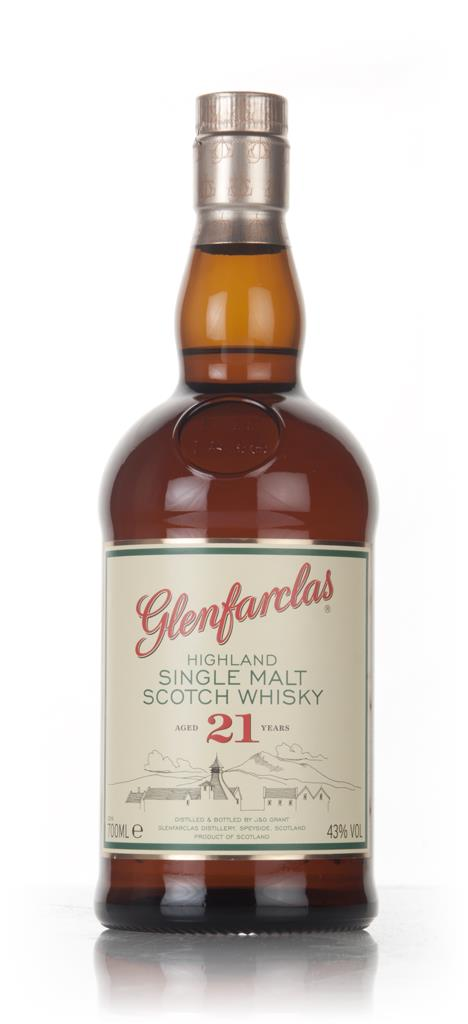 Glenfarclas 21 Year Old Single Malt Whisky