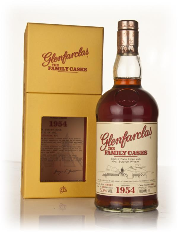 Glenfarclas 1954 Family Cask Single Malt Whisky