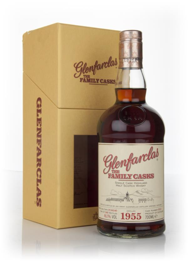 Glenfarclas 1955 Family Cask Single Malt Whisky