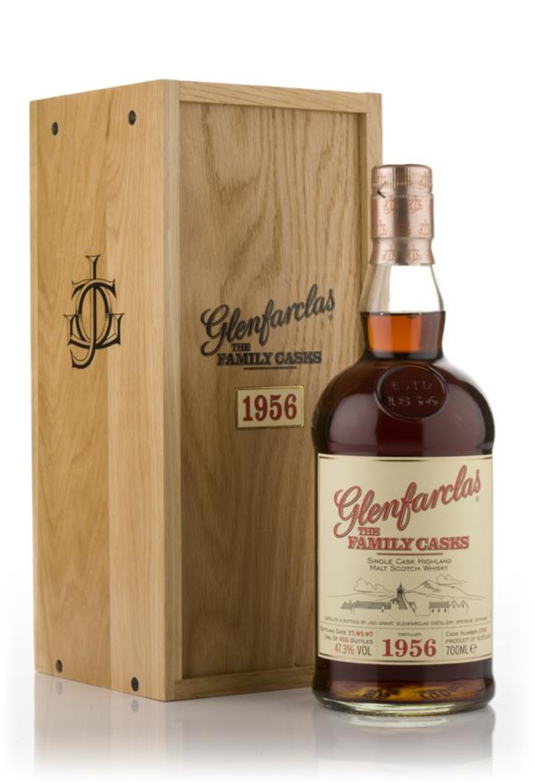 Glenfarclas 1956 Family Cask Single Malt Whisky