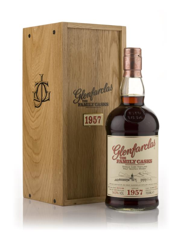 Glenfarclas 1957 Family Cask Single Malt Whisky