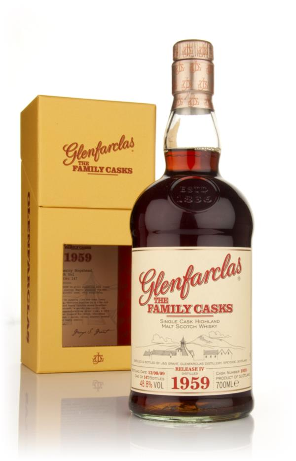 Glenfarclas 1959 Family Cask Release IV Single Malt Whisky