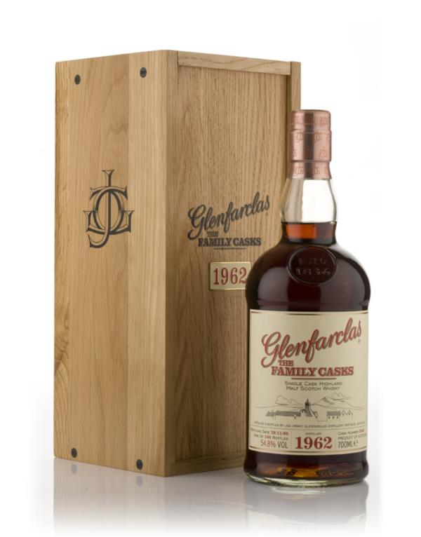 Glenfarclas 1962 Family Cask Single Malt Whisky