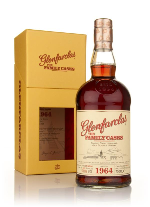 Glenfarclas 1964 Family Cask Single Malt Whisky