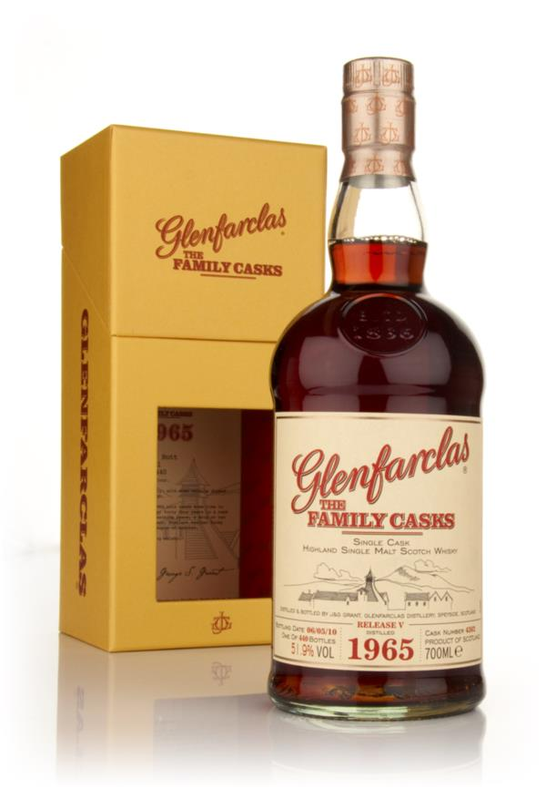 Glenfarclas 1965 Family Cask Release V Single Malt Whisky