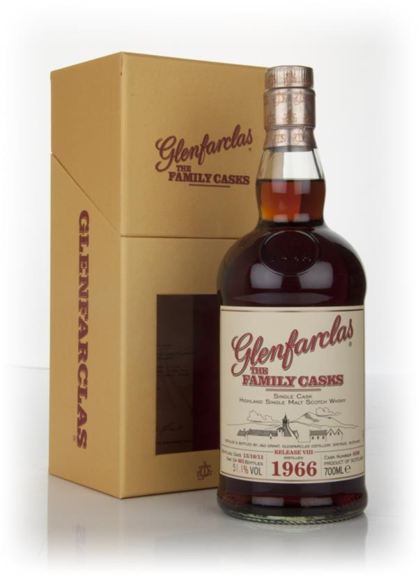 Glenfarclas 1966 Family Cask Single Malt Whisky