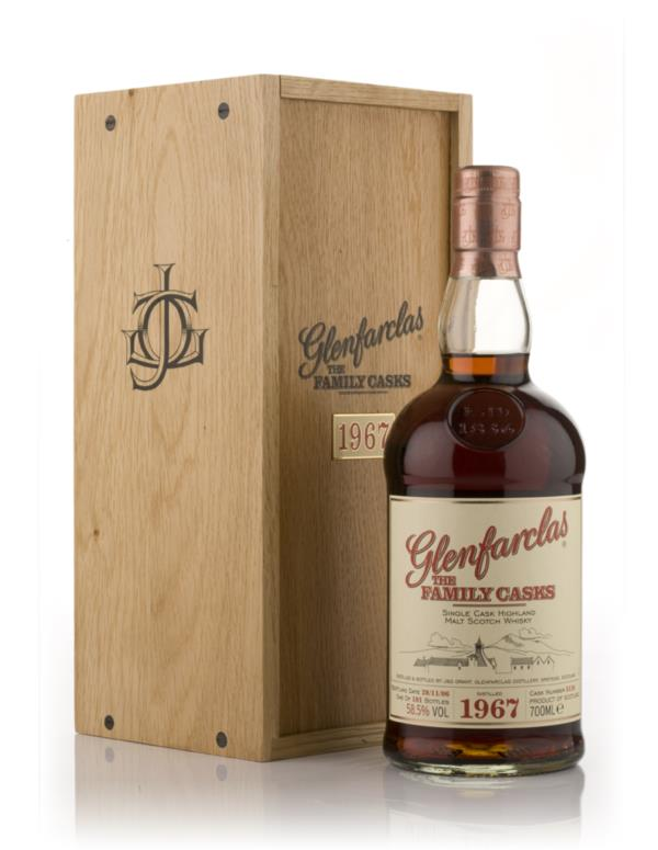 Glenfarclas 1967 Family Cask Release II Single Malt Whisky