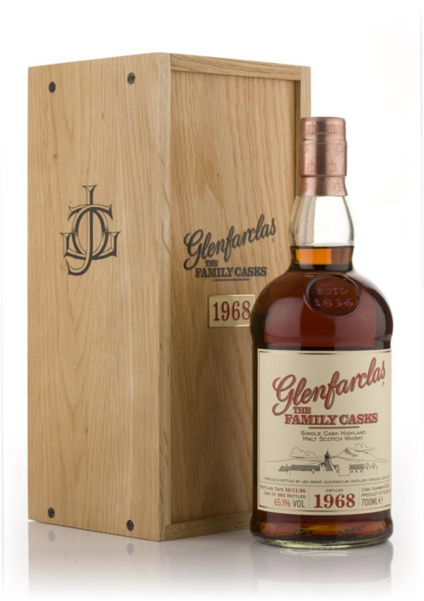 Glenfarclas 1968 Family Cask Single Malt Whisky