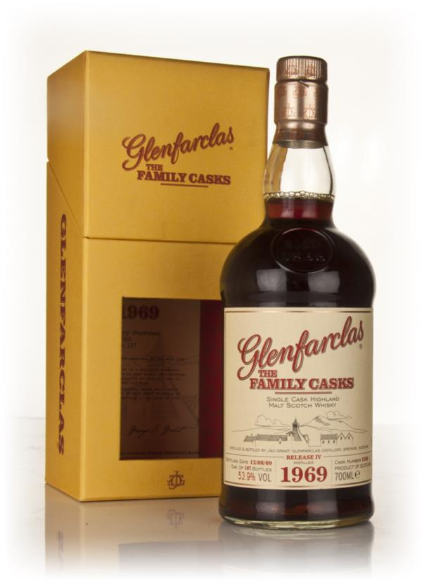 Glenfarclas 1969 Family Cask Release IV Single Malt Whisky
