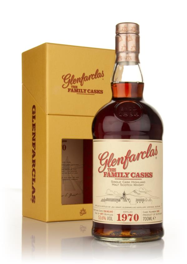 Glenfarclas 1970 Family Cask Single Malt Whisky