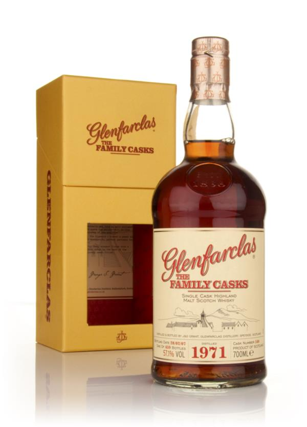 Glenfarclas 1971 Family Cask Single Malt Whisky