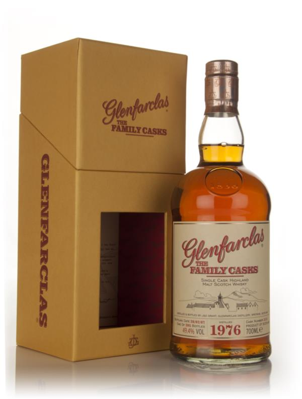 Glenfarclas 1976 Family Cask Single Malt Whisky