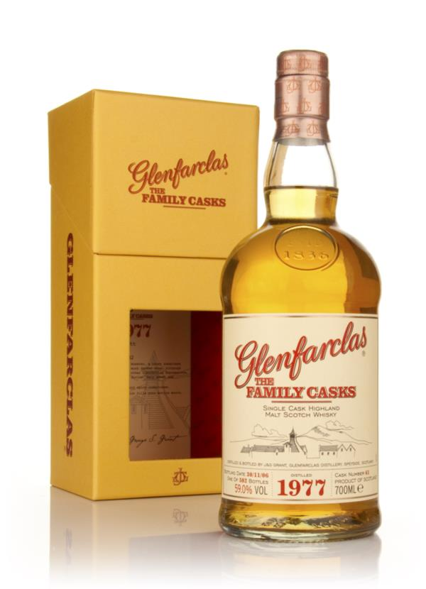 Glenfarclas 1977 Family Cask Single Malt Whisky