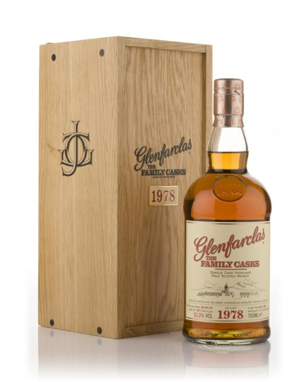 Glenfarclas 1978 Family Cask Release III Single Malt Whisky