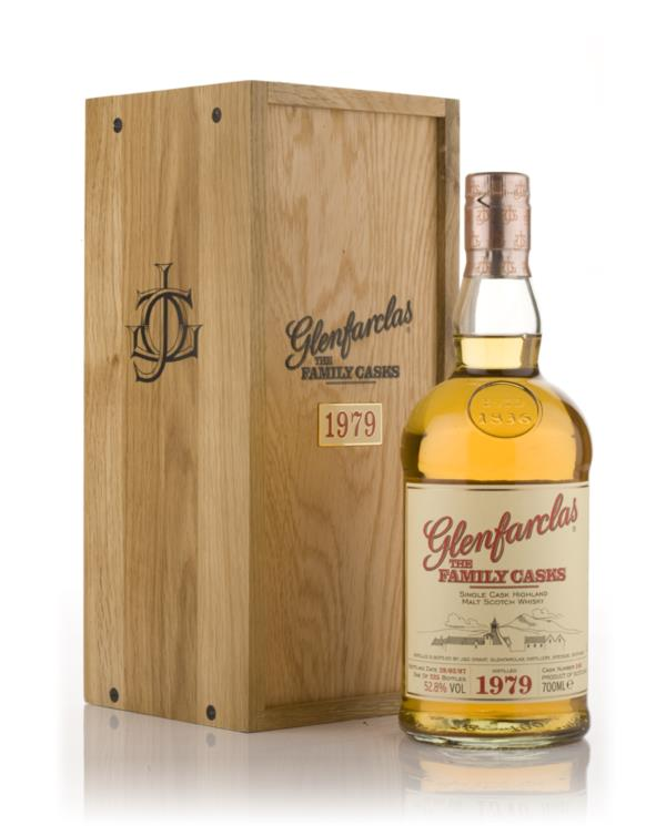 Glenfarclas 1979 Family Cask Release IV Single Malt Whisky