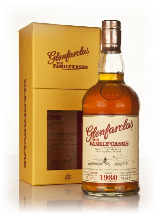 Glenfarclas 1980 Family Cask Single Malt Whisky
