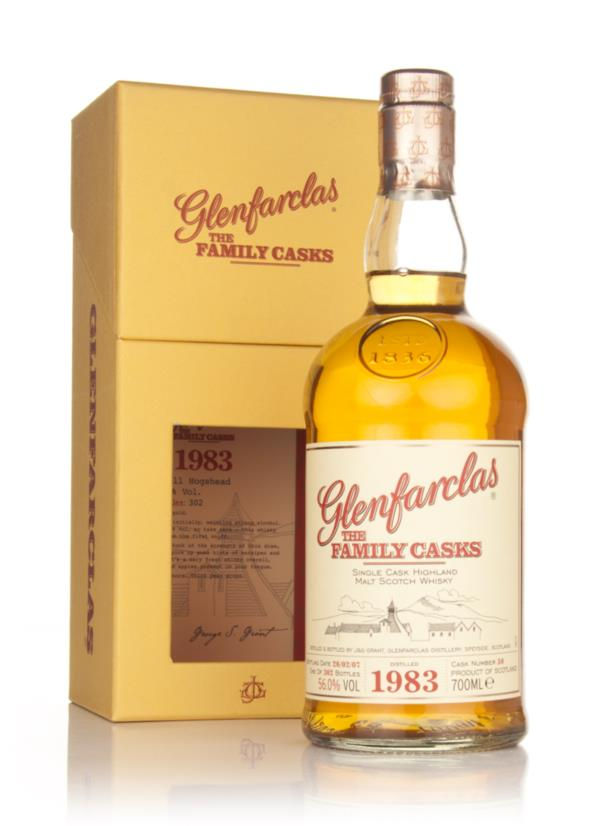 Glenfarclas 1983 Family Cask Single Malt Whisky