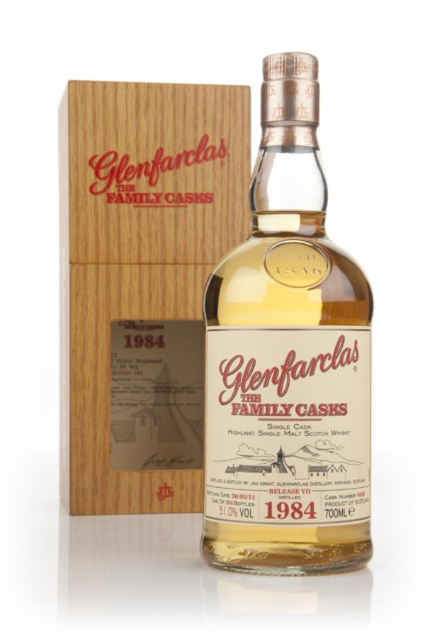 Glenfarclas 1984 Family Cask Release VII Single Malt Whisky