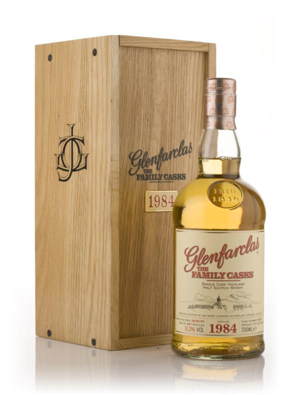 Glenfarclas 1984 Family Cask Single Malt Whisky