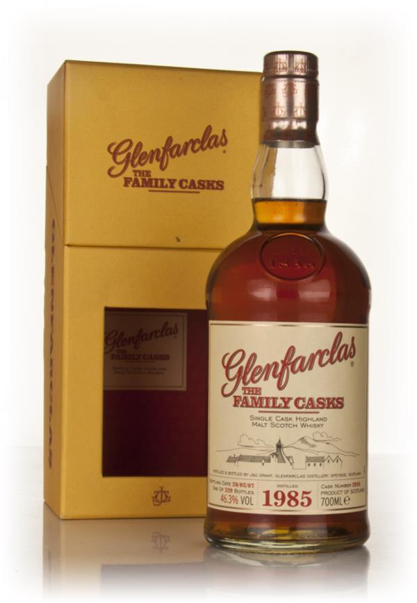 Glenfarclas 1985 Family Cask Single Malt Whisky