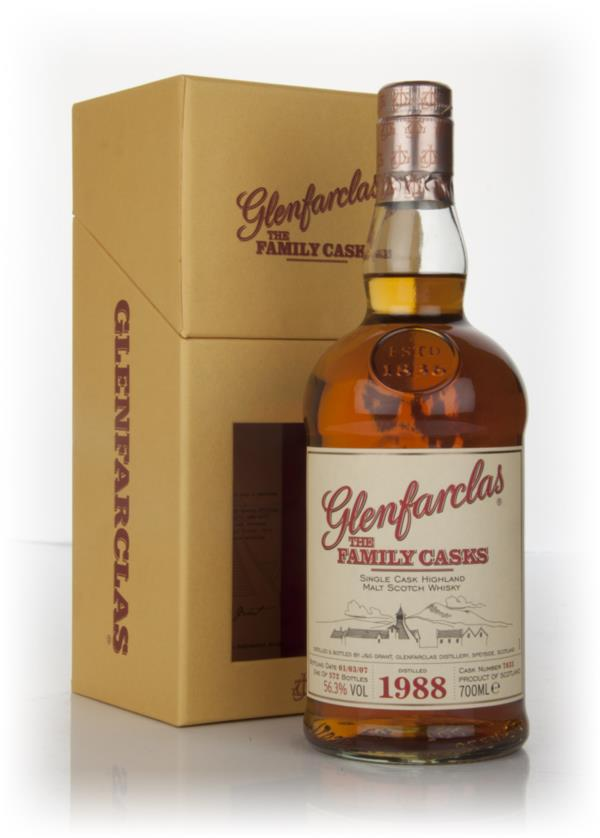 Glenfarclas 1988 Family Cask Single Malt Whisky