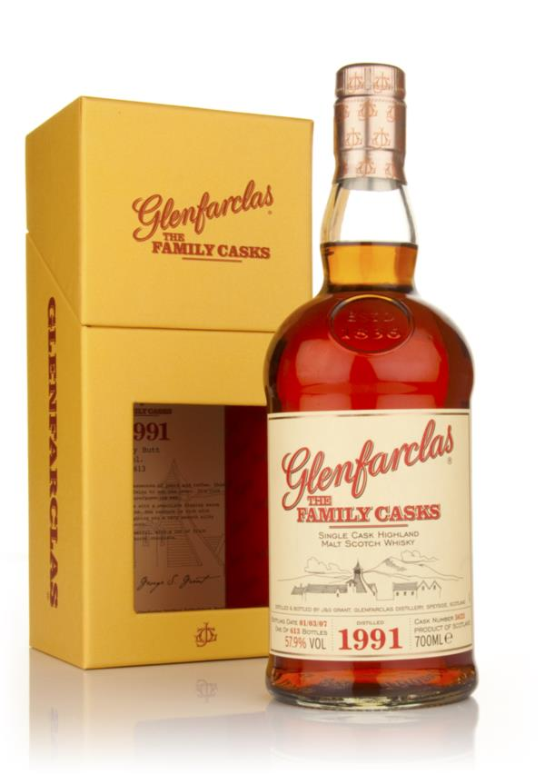 Glenfarclas 1991 Family Cask Single Malt Whisky