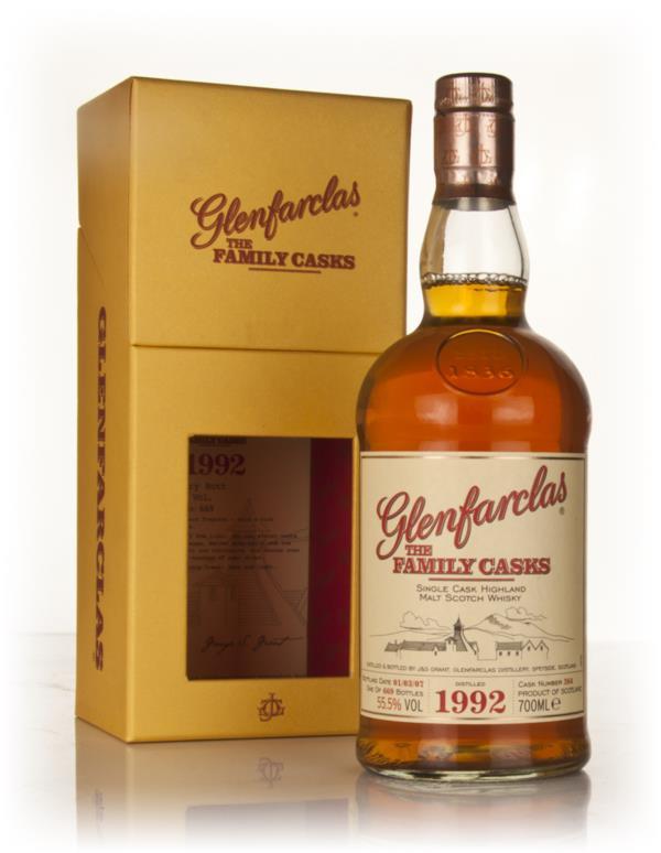 Glenfarclas 1992 Family Cask Single Malt Whisky