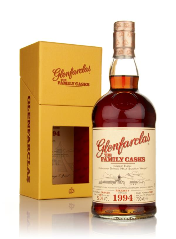 Glenfarclas 1994 Family Cask Release V Single Malt Whisky