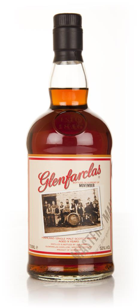 Glenfarclas - Movember 2011 Single Malt Whisky