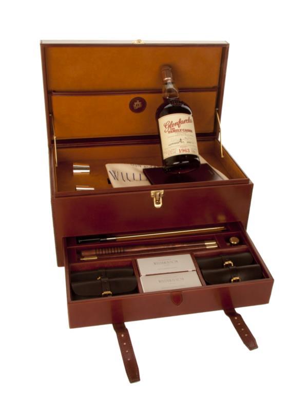 Glenfarclas 1963 Family Cask Release X - Shotgun and Rifle Cleaning Ki Single Barrel Whisky