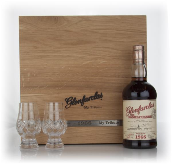 Glenfarclas 1968 Family Cask - My Tribute Single Malt Whisky