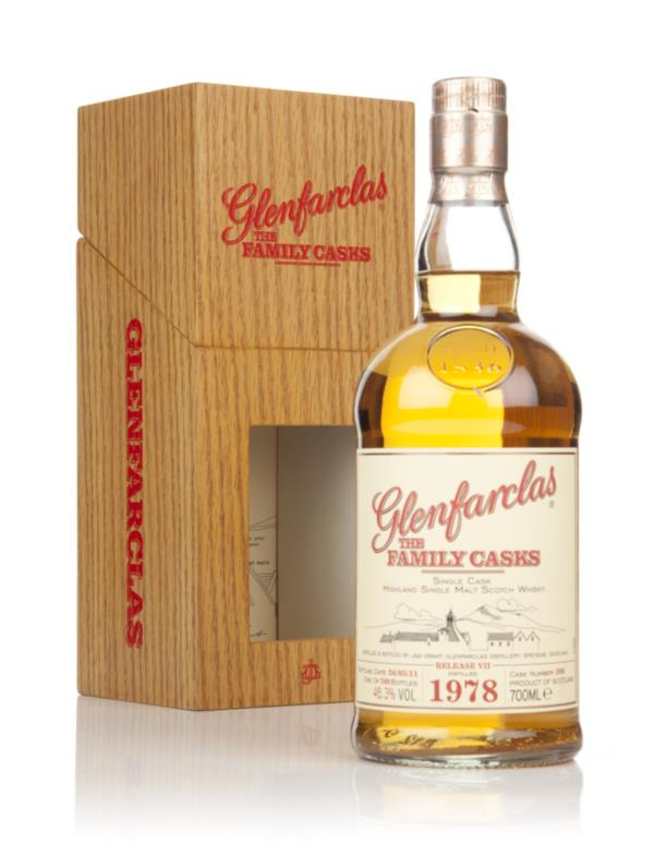Glenfarclas 1978 Family Cask Release VII Single Malt Whisky