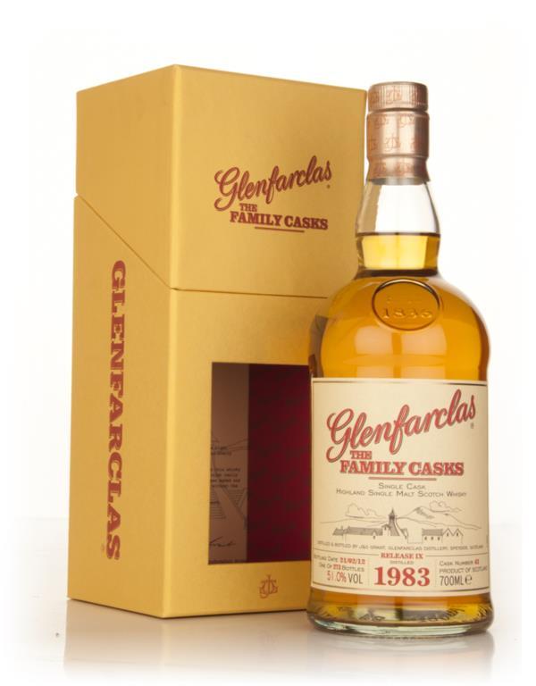 Glenfarclas 1983 Family Cask Release IX Single Malt Whisky