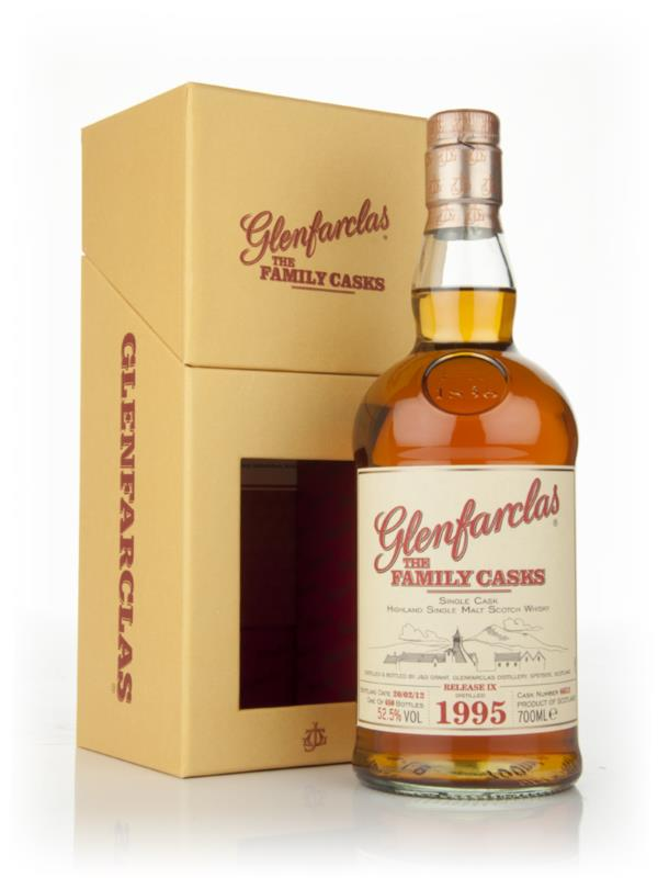 Glenfarclas 1995 - Family Cask Release IX Single Malt Whisky