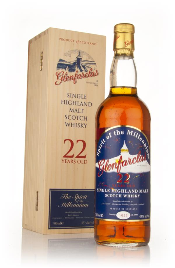 Glenfarclas 22 Year Old - The Spirit of the Millennium Single Malt Whisky