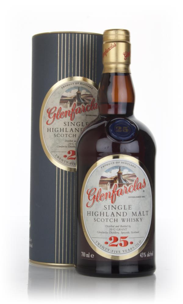 Glenfarclas 25 Year Old (Old Bottling) Single Malt Whisky