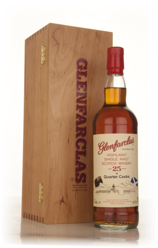 Glenfarclas 25 Year Old Quarter Casks Single Malt Whisky