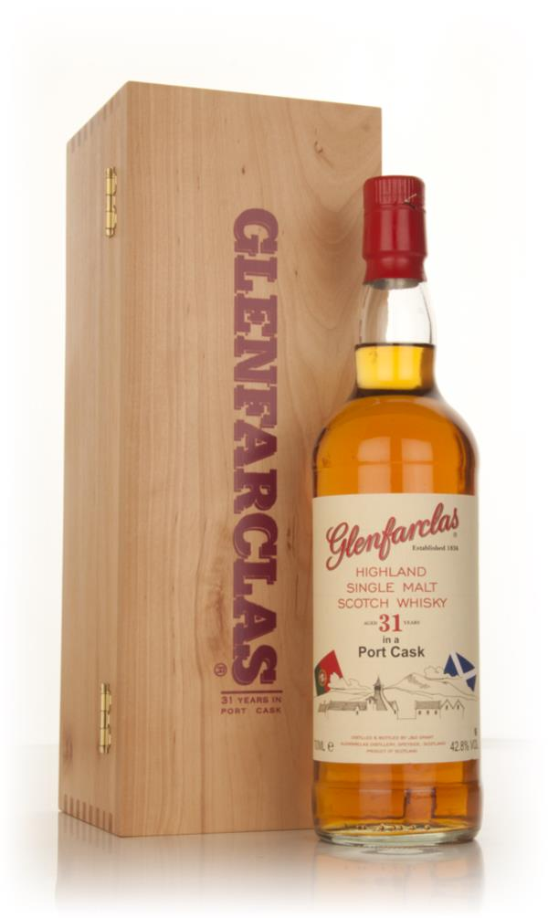 Glenfarclas 31 Year Old Port Cask Single Malt Whisky