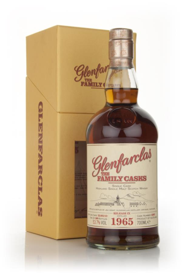 Glenfarclas 1965 Family Cask Release IX Single Malt Whisky