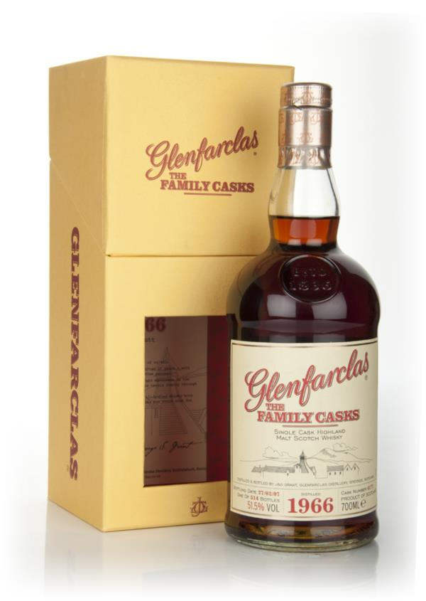 Glenfarclas Family Cask 1966 Single Malt Whisky