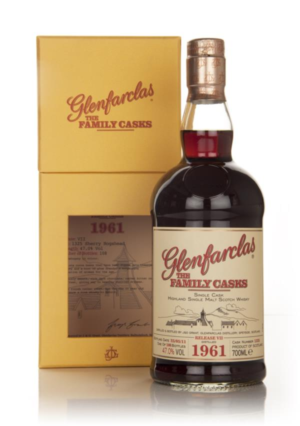 Glenfarclas 1961 Family Cask Release VII Single Malt