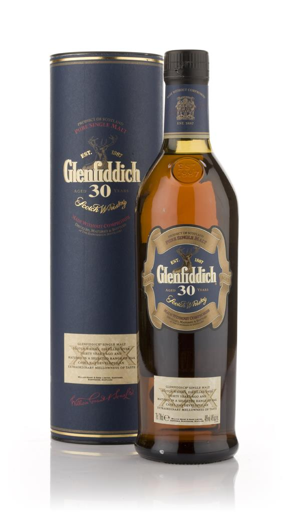 Glenfiddich 30 Year Old (Auction Item) Single Malt Whisky