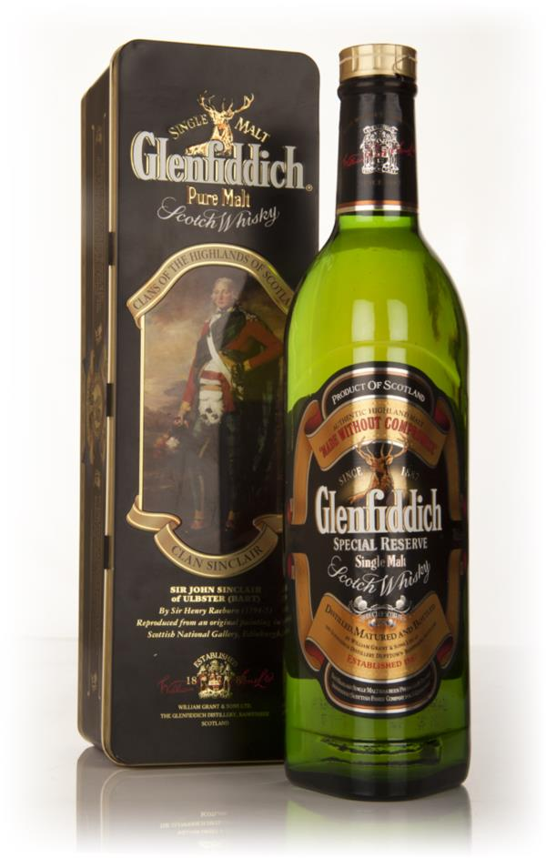 Glenfiddich Clan Sinclair - Clans of the Highlands Single Malt Whisky