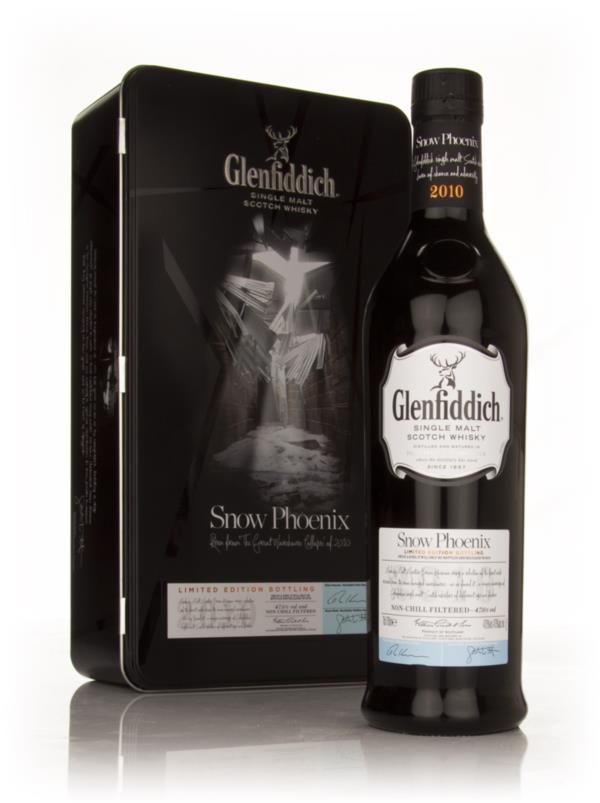 Glenfiddich Snow Phoenix Single Malt Whisky