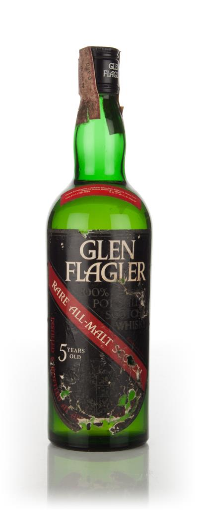 Glen Flagler - 1970s Single Malt Whisky