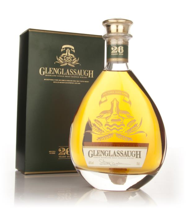 Glenglassaugh 26 Year Old Single Malt Whisky