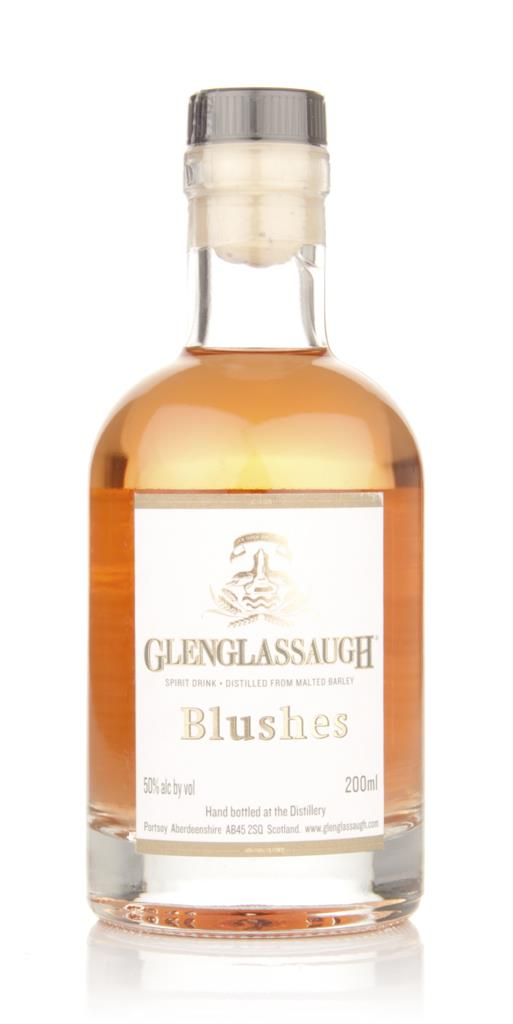 Glenglassaugh Blushes 20cl Malt Spirit and New Make Whisky