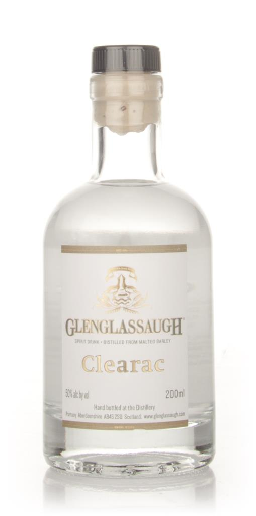 Glenglassaugh Clearac Spirit Drink 20cl Malt Spirit and New Make Whisky